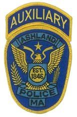 Auxiliary Police Department Patch